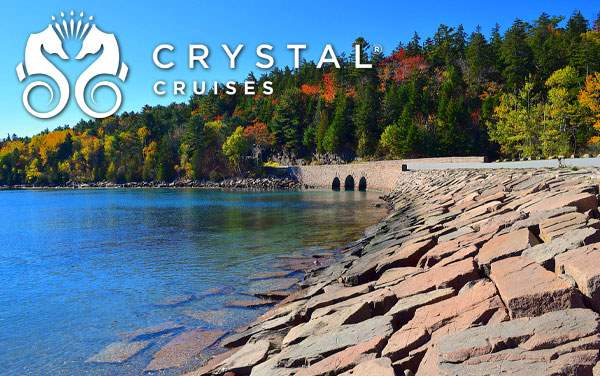Crystal U.S. Atlantic Coast cruises from $2,835*