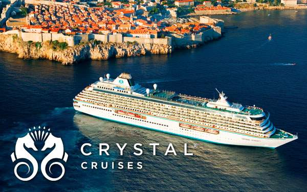 Crystal Europe cruises from $6705.00!*