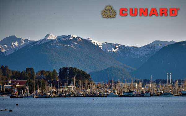 Cunard Line Alaska cruises from $1,339*