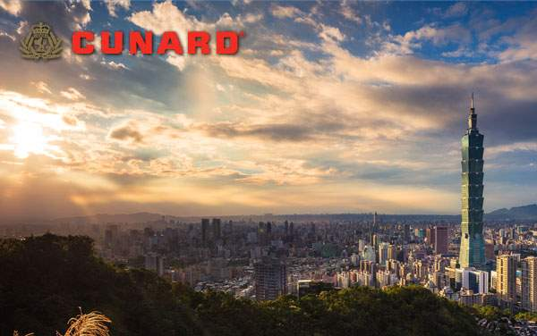 Cunard Line Asia cruises from $859*