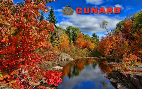 Cunard Line Canada & New England cruises from $849*