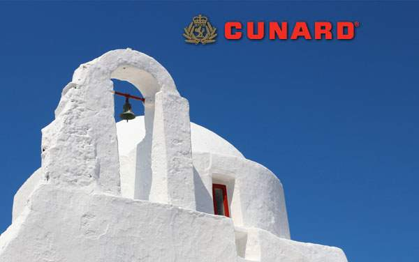 Cunard Line Europe cruises from $299*