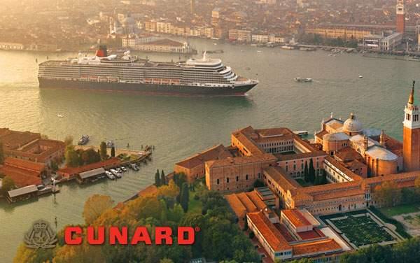 Cunard Line Mediterranean cruises from $1,459*