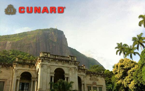 Cunard Line South America cruises from $3,019*