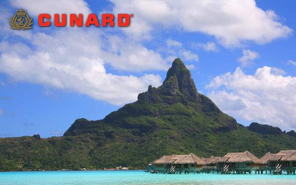 Cunard Line South Pacific/Tahiti cruises