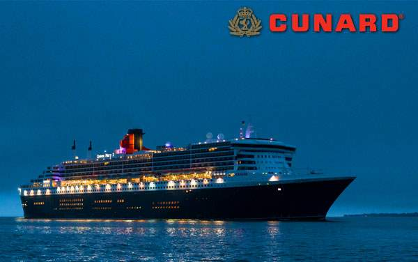 Cunard Line Transatlantic cruises from $799.00!*