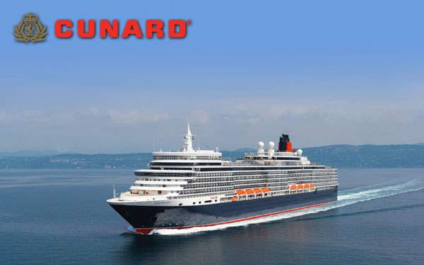 Cunard Line Transpacific cruises from $1,099*