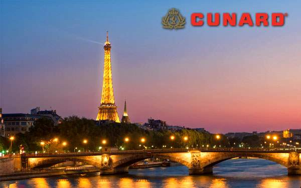 Cunard Line World cruises from $2,279*