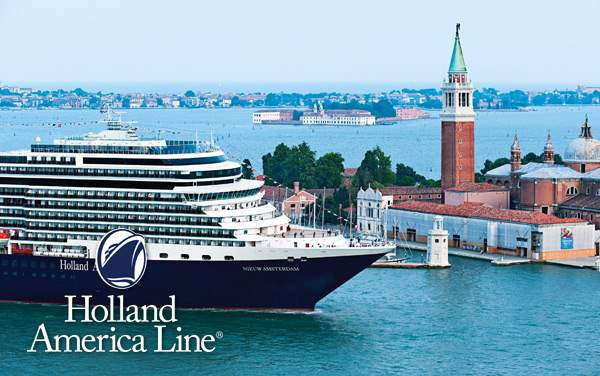 Holland America Mediterranean cruises from $1,899*