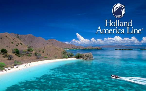 Holland America Asia cruises from $1,129*