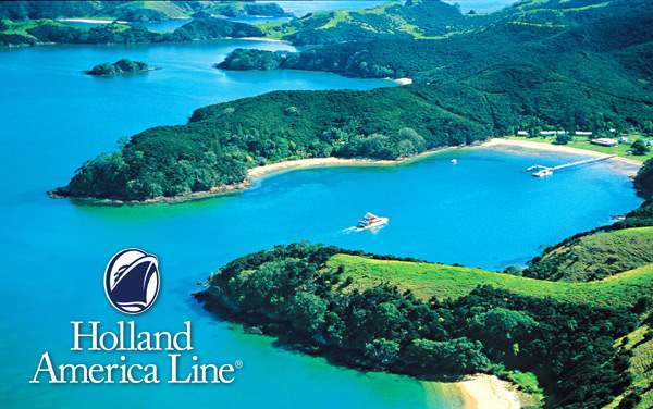 Holland America Australia & New Zealand cruises from $1,199*