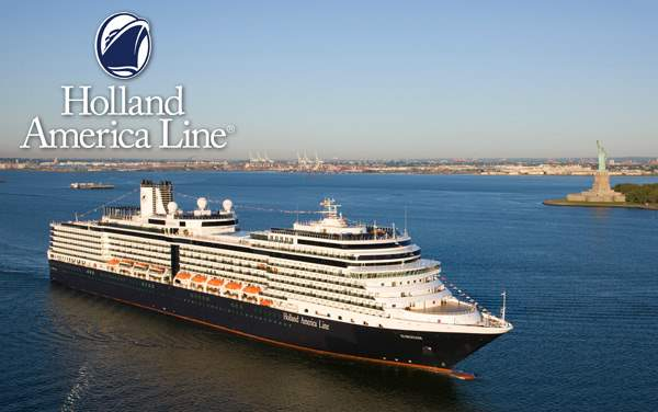 Holland America Canada & New England cruises