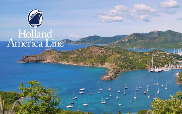 Holland America Eastern Caribbean cruises from $329*