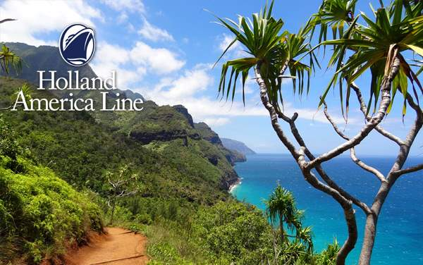 Holland America Hawaii cruises from $1,949*
