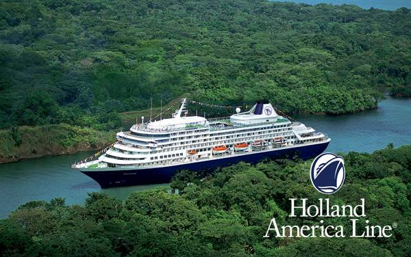 Holland America Panama Canal cruises from $1,049*