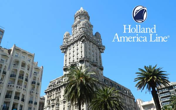 Holland America South America cruises from $1,449*