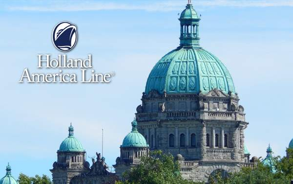 Holland America US Pacific Coast cruises from $79*