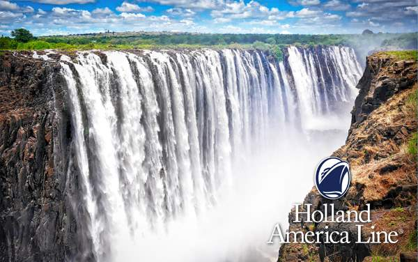 Holland America World cruises from $21,999*