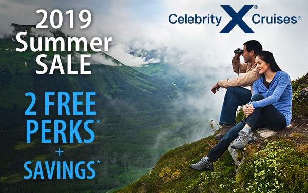 Celebrity Summer Sale: 2 Free Perks*