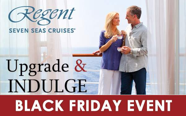 Regent Seven Seas: Free Suite Category Upgrade*