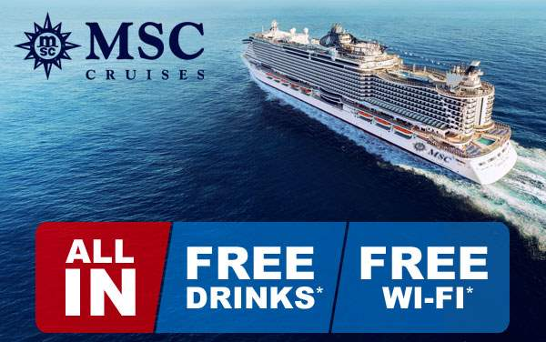 MSC Cruises, 2019 and 2020 Cruise Deals, Destinations, Ships, Photos
