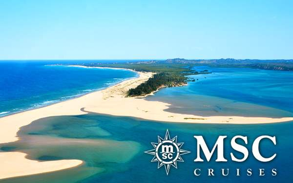 MSC Cruises Africa cruises from $189*