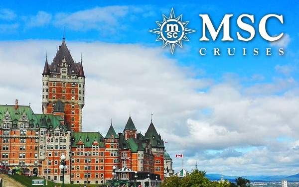 MSC Cruises Canada & New England cruises from $329*