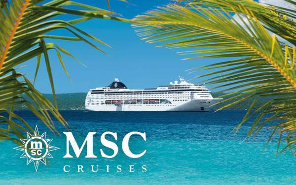 MSC Cruises Caribbean cruises from $399*