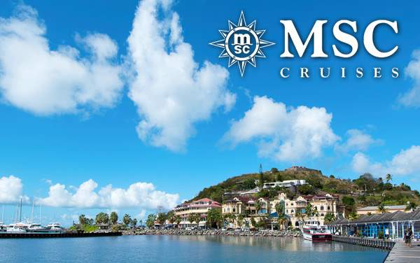MSC Cruises Eastern Caribbean cruises from $449*