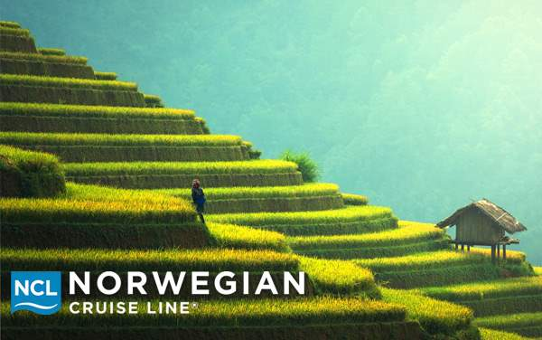Norwegian Cruise Line Asia cruises from $349*