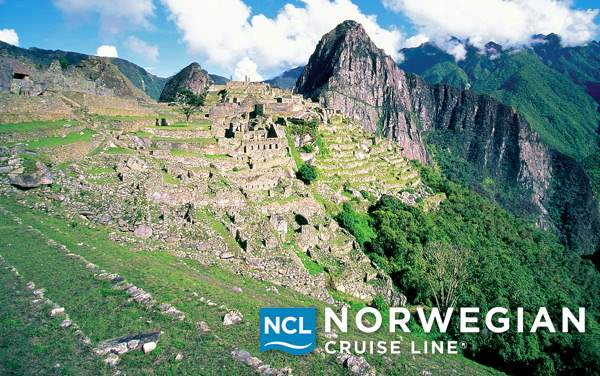 Norwegian Cruise Line South America cruises from $599*