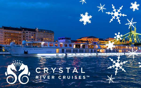 Crystal Holiday River Cruises from $2,100*