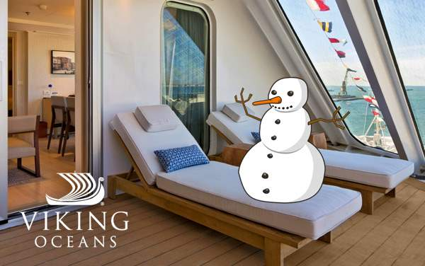 Viking Oceans Holiday Cruises from $2,299*