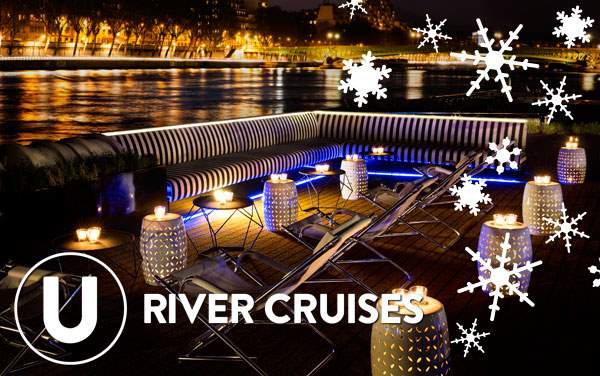 U by Uniworld Holiday River Cruises from $2,499*