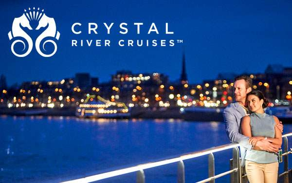 Crystal Europe river cruises from $5,275*