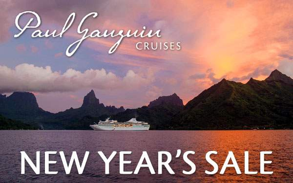 Paul Gauguin Cruise-only Sale: Save up to $2,900*