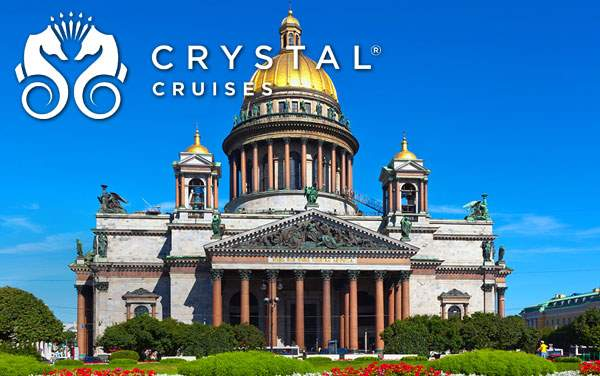 Crystal Northern European cruises from $3,435*