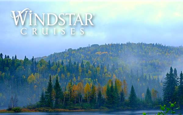 Windstar Canada & New England cruises