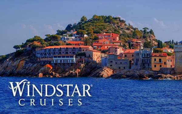 Windstar Mediterranean cruises from $1,999*