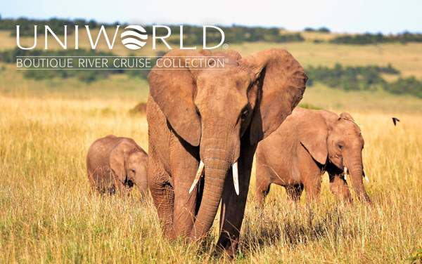 Uniworld Africa cruises from $5,799*