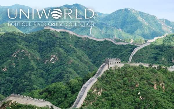 Uniworld China cruises