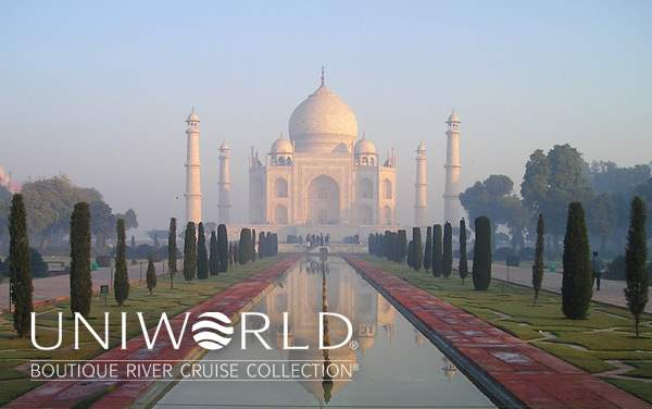 Uniworld India cruises from $6,889*