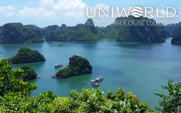 Uniworld Southeast Asia cruises from $5,469*
