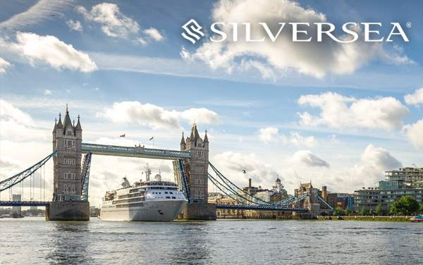 Silversea World cruises from $8,400*