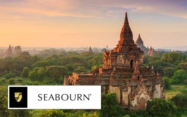 Seabourn Asia cruises from $3,499*