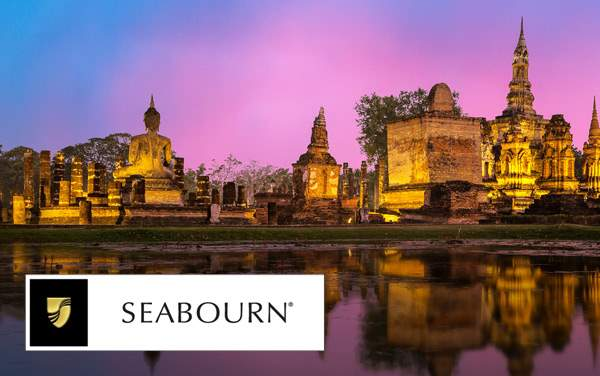 Seabourn India cruises from $5,999*