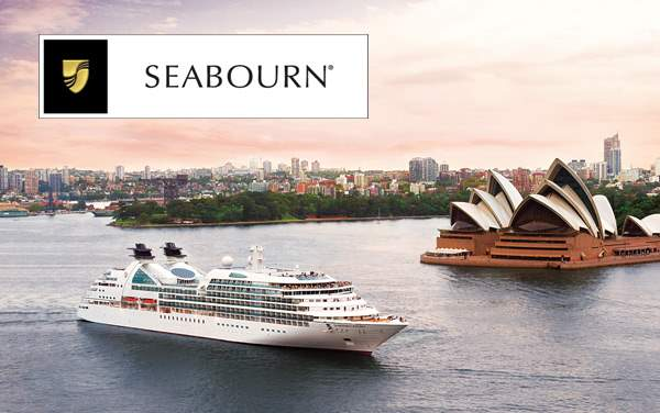 Seabourn World cruises from $3,999*
