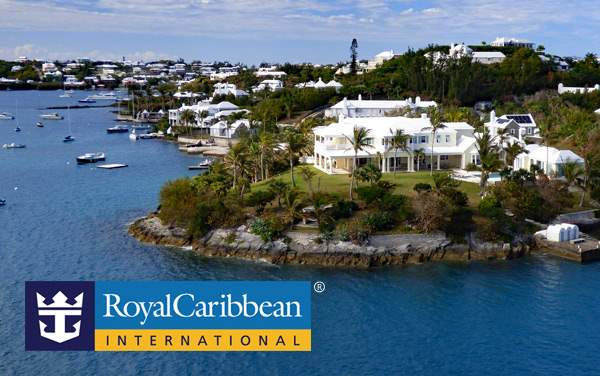 Royal Caribbean Bermuda cruises from $474.50*