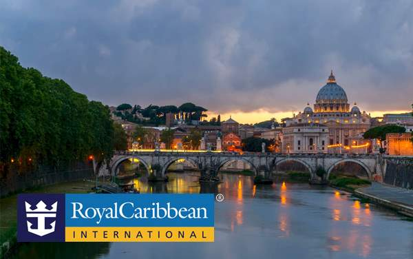 Royal Caribbean Europe cruise from $827*