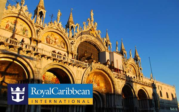 Royal Caribbean Mediterranean cruises from $438.50*